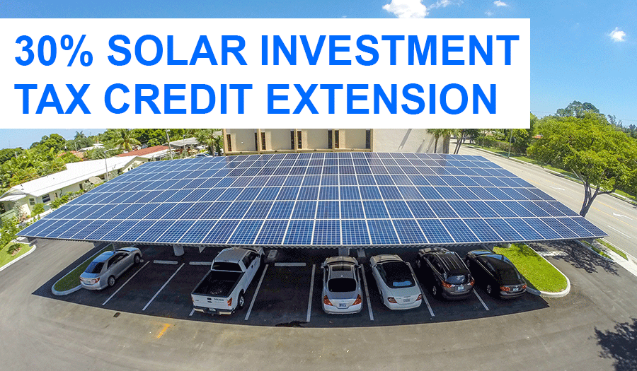 Solar-Investment-Tax-Credit-Extension